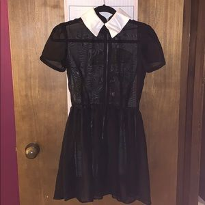 Deandri Wednesday Addams Costume